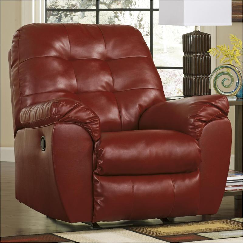2010025 Ashley Furniture Rocker Recliner
