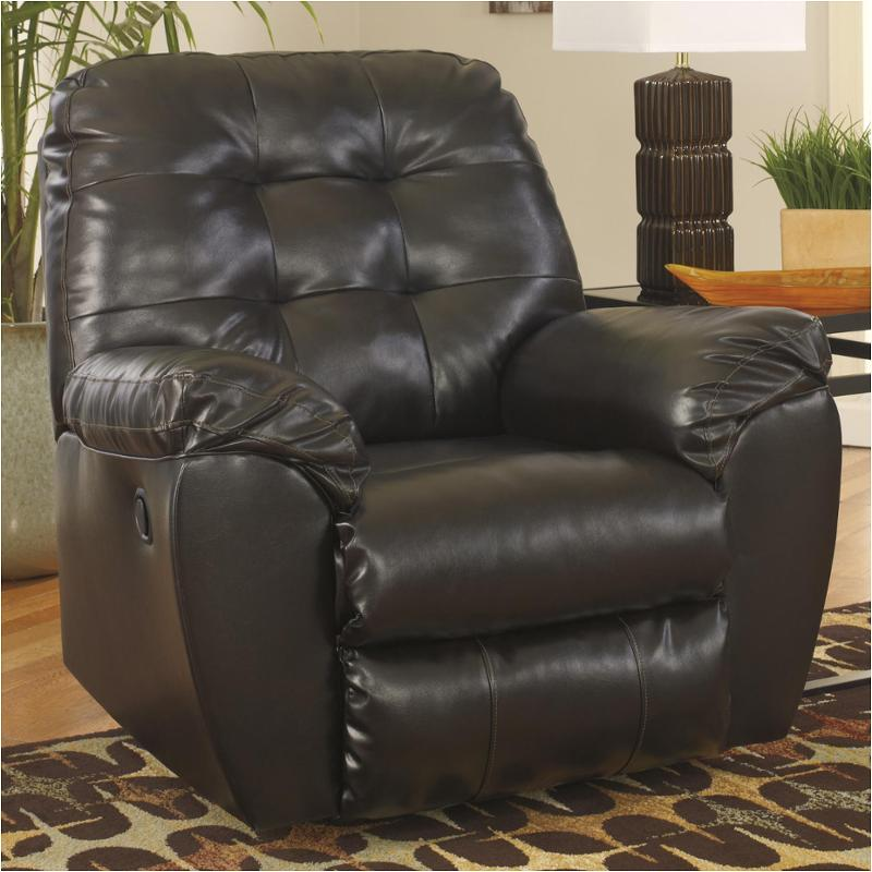Ashley Furniture Recliners: 2010125 Ashley Furniture Rocker Recliner