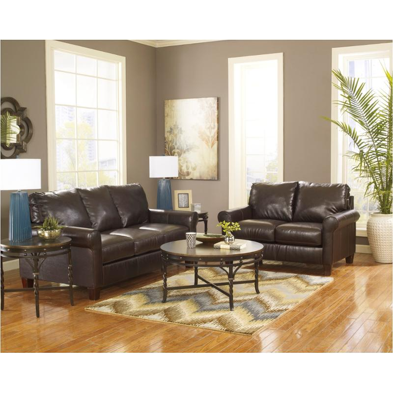 2330038 Ashley Furniture Nastas Durablend Bark Living Room Sofa