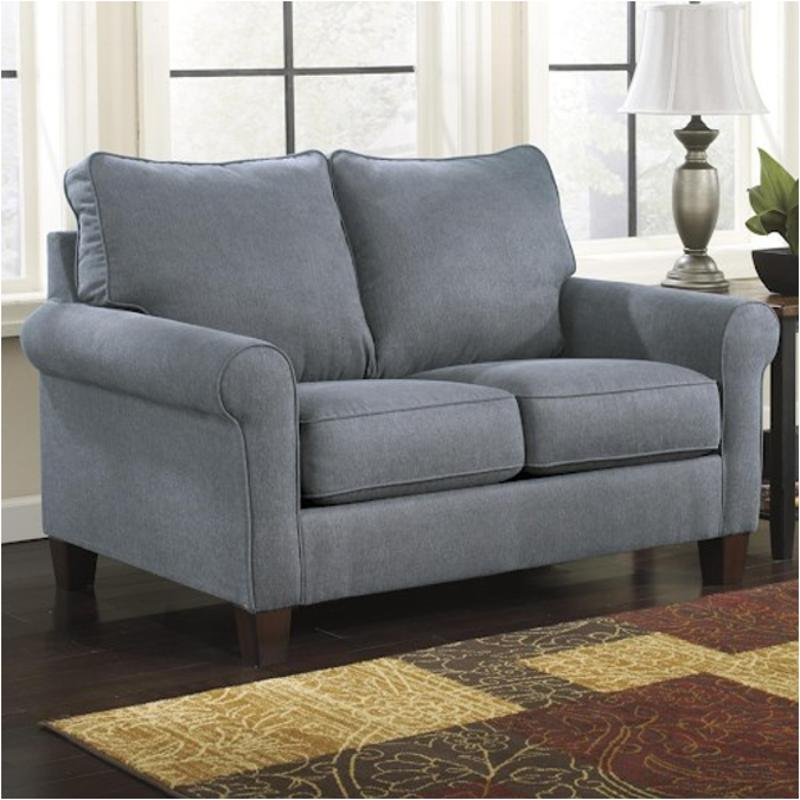 Loveseat Sofa Bed Ashley Furniture: 2710137 Ashley Furniture Zeth