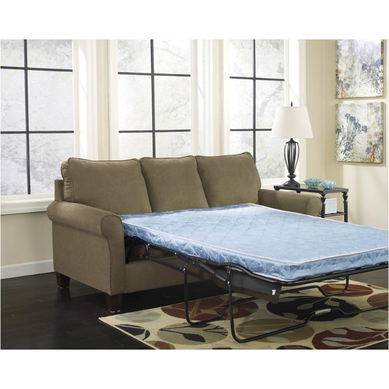 2710339 Ashley Furniture Zeth Basil Queen Sofa Sleeper