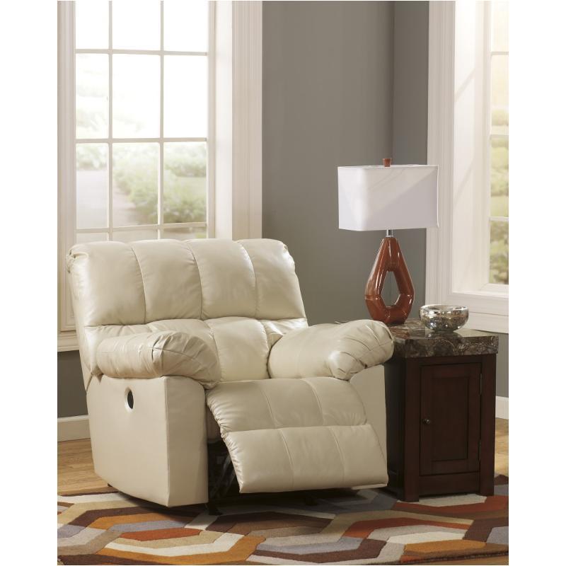 2900298 Ashley Furniture Kennard Cream Living Room Recliner