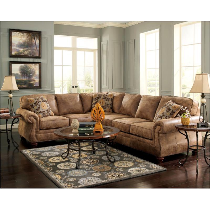 3190156 Ashley Furniture Larkinhurst Earth Raf Loveseat