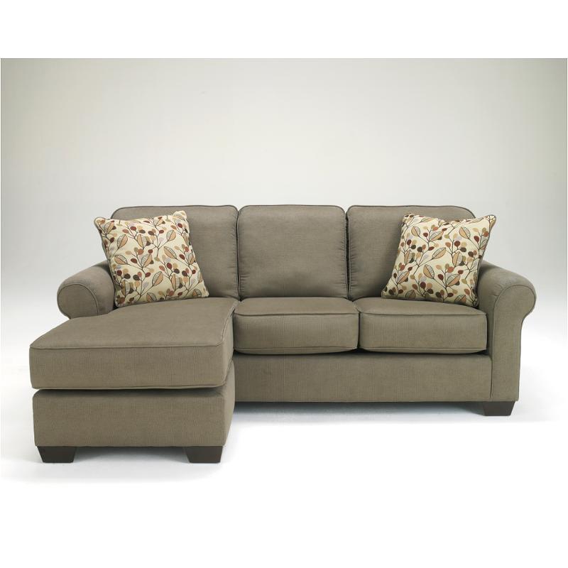 3550018 Ashley Furniture Danely - Dusk Sofa Chaise
