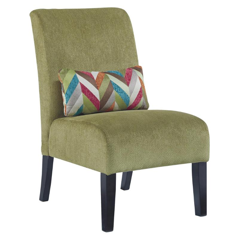 6160360 Ashley Furniture Annora - Green Accent Chair
