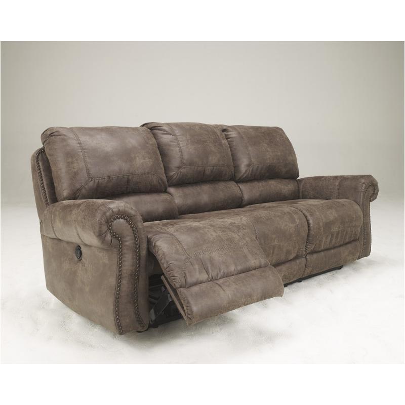 Magnificent 7410087 Ashley Furniture Oberson Gunsmoke Reclining Power Sofa Alphanode Cool Chair Designs And Ideas Alphanodeonline