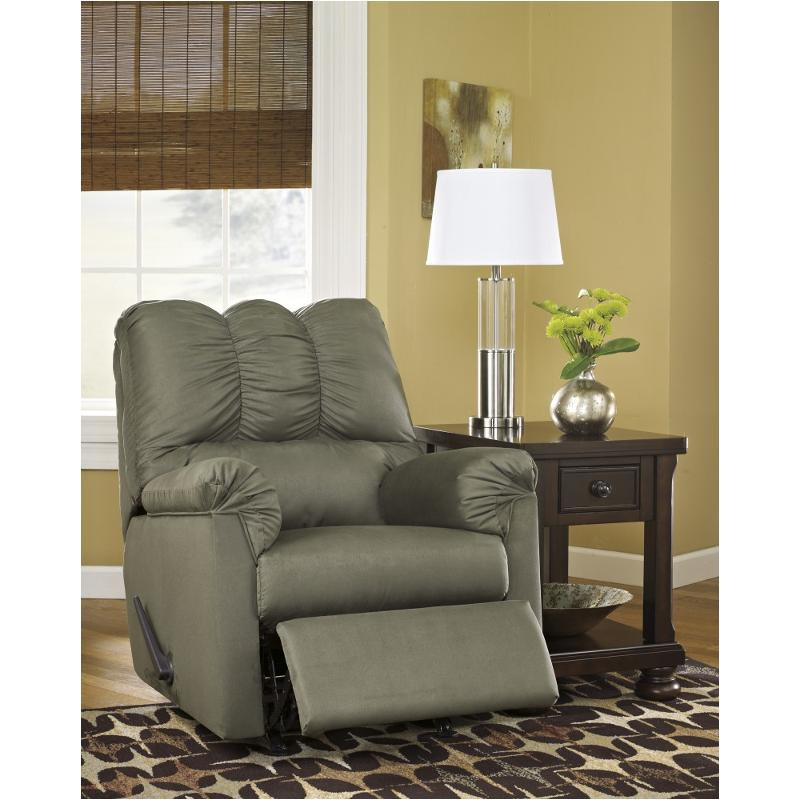 7500325 Ashley Furniture Darcy - Sage Living Room Recliner  sc 1 st  Home Living Furniture & 7500325 Ashley Furniture Darcy - Sage Living Room Rocker Recliner islam-shia.org