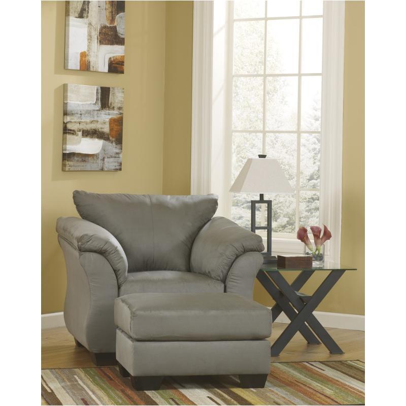 Ashley Furniture Darcy Sage Chair: 7500514 Ashley Furniture Darcy