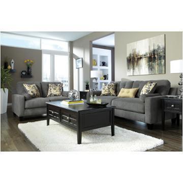 Ashley Furniture MallbernCharcoal Living Room Sofa