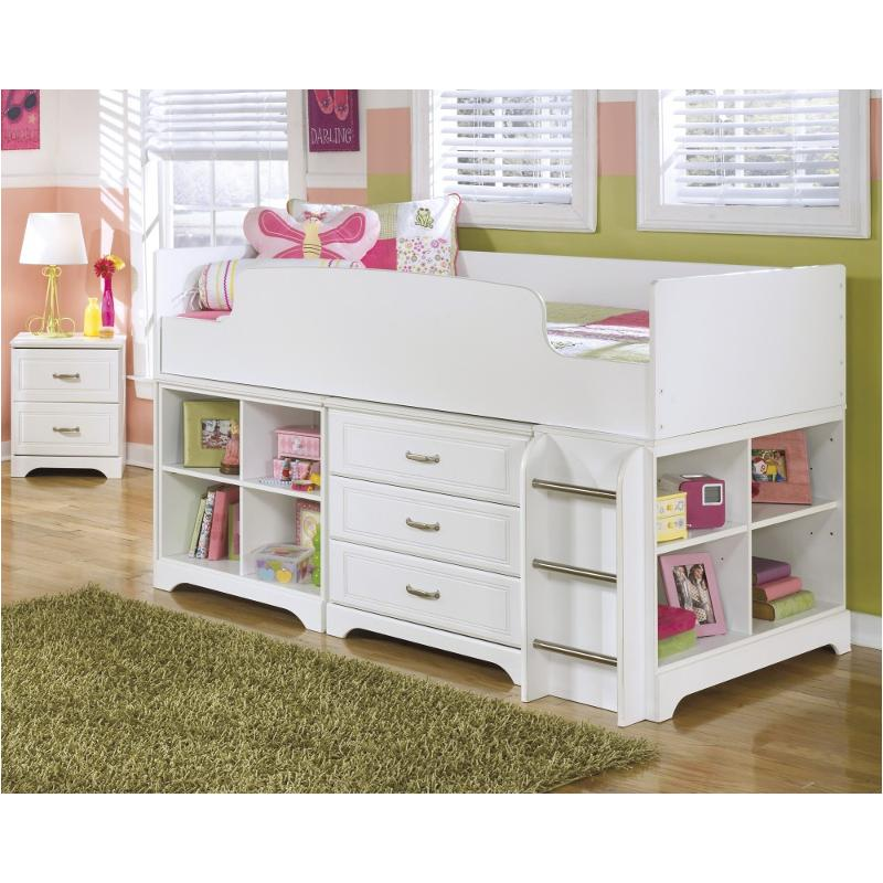 B102 68t Ashley Furniture Lulu Bedroom Bed