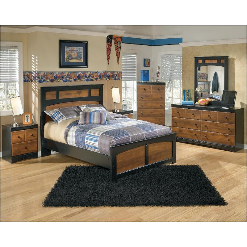 Bedroom Set Ashley Furniture Outlet: B136-87 Ashley Furniture Aimwell