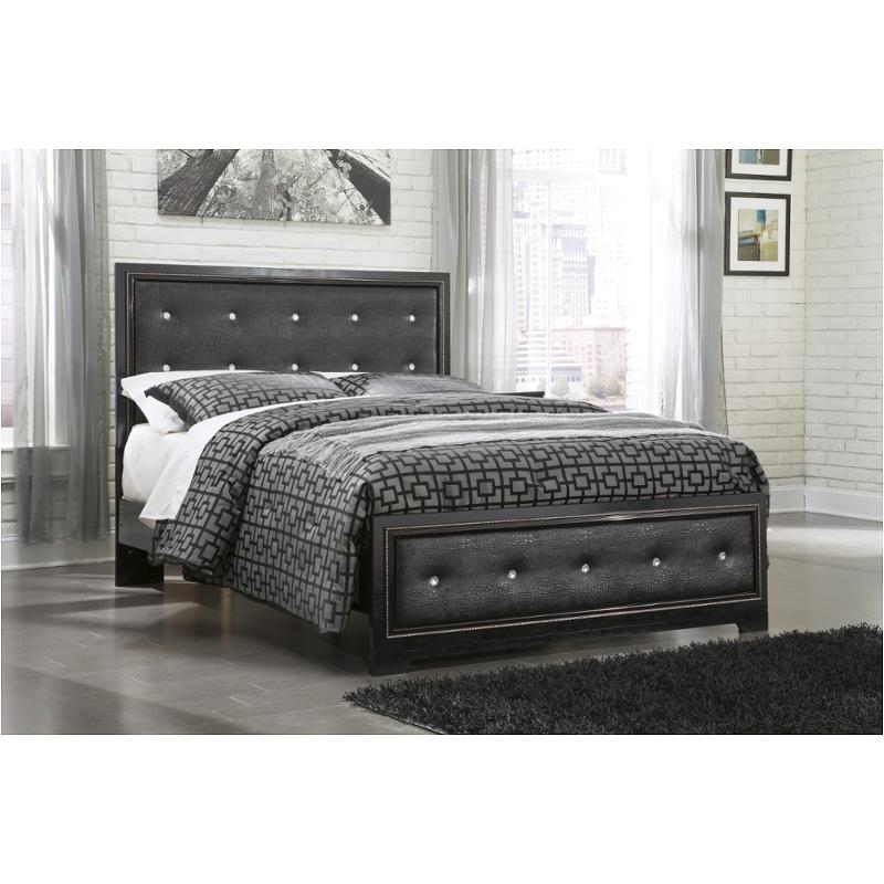 B364-57 Ashley Furniture Queen Upholstered Panel Bed