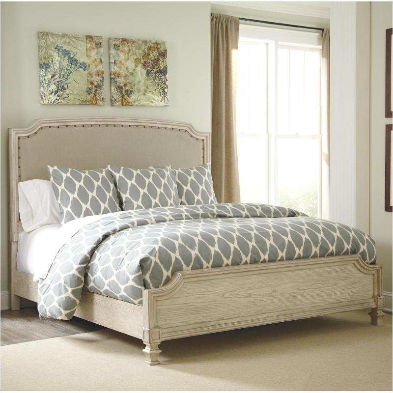 Ashley Furniture Edison Nj: B693-78 Ashley Furniture Eastern King Upholstered Panel Bed