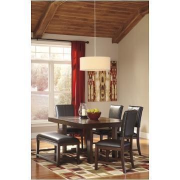D541 25 Ashley Furniture Rectangular Dining Room Table