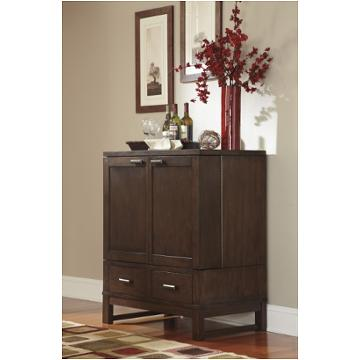 D541 65 Ashley Furniture Watson Dark Brown Dining Room Server