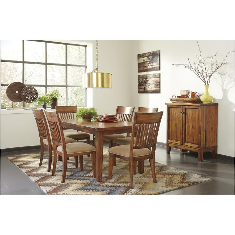 Ashley Dining Furniture: D586-25 Ashley Furniture Rectangular Dining Room Table