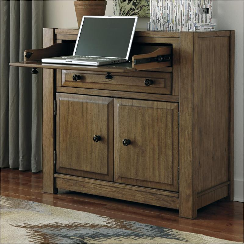 H585-20 Ashley Furniture Birnalla Home Office Secretary Desk