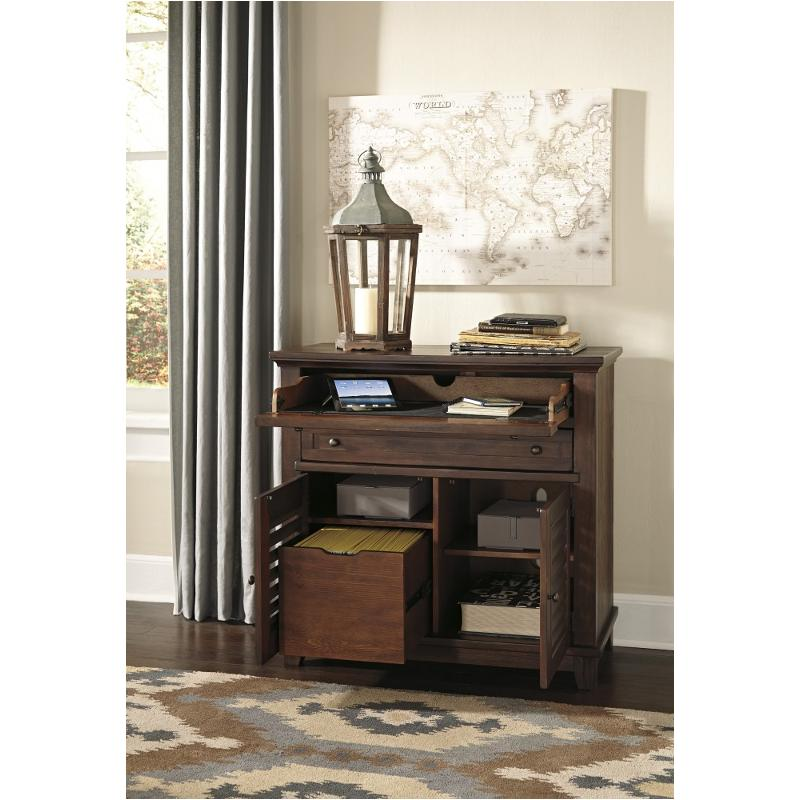 H660-20 Ashley Furniture Grinlyn Home Office Secretary Desk