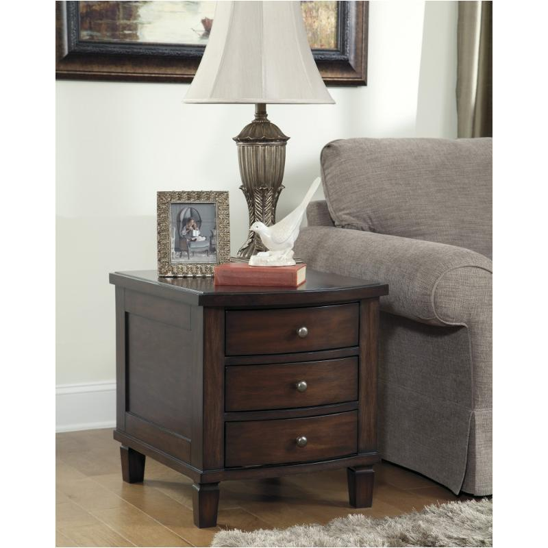 Ashley Furniture Holloway End Table