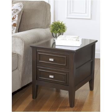 T654 2 Ashley Furniture Rectangular End Table