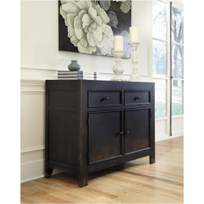 Living Room Cabinet Furniture: T732-40 Ashley Furniture Gavelston