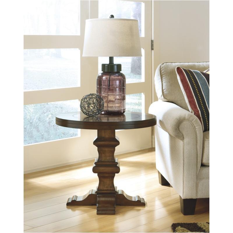 T804 6 Ashley Furniture Gaylon Living Room End Table