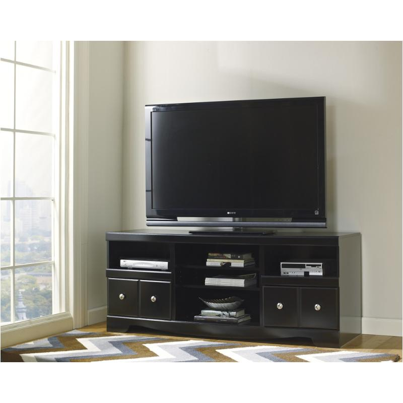 W271-68 Ashley Furniture Lg Tv Stand W/fireplace Option