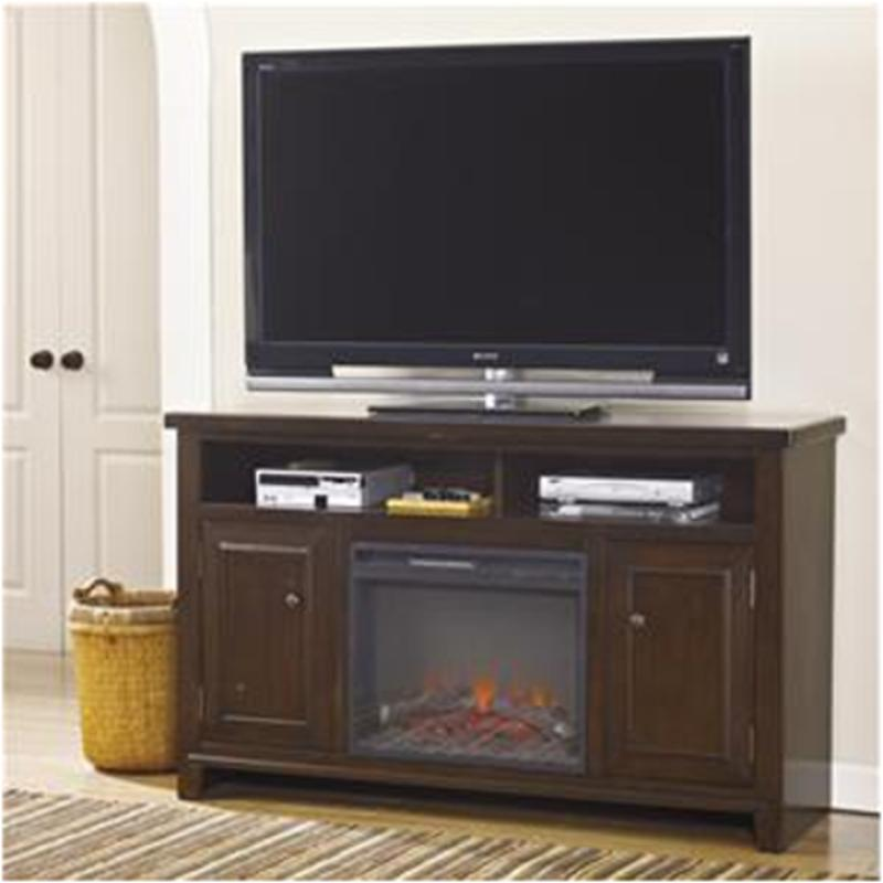 W695 68 Ashley Furniture Hindell Park Home Entertainment Tv Console