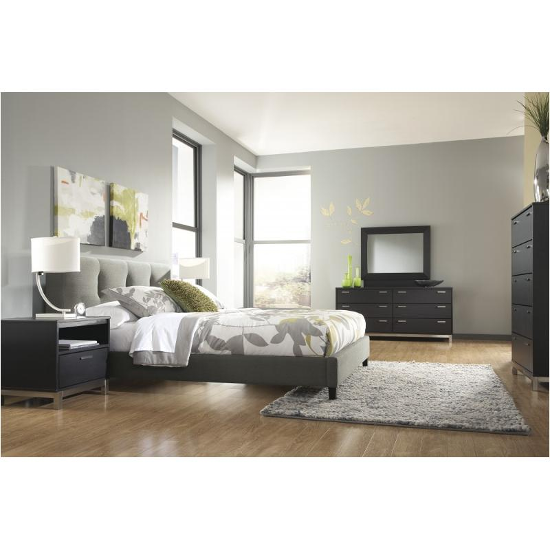 Ashley Furniture California: B702-78-ck Ashley Furniture California King Upholstered Bed