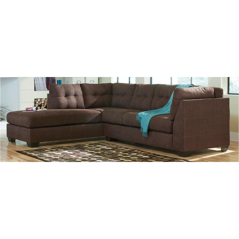 4520167 Ashley Furniture Maier   Walnut Living Room Sectional