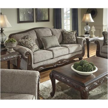 Stupendous 5760338 Ashley Furniture Cecilyn Cocoa Living Room Sofa Ocoug Best Dining Table And Chair Ideas Images Ocougorg