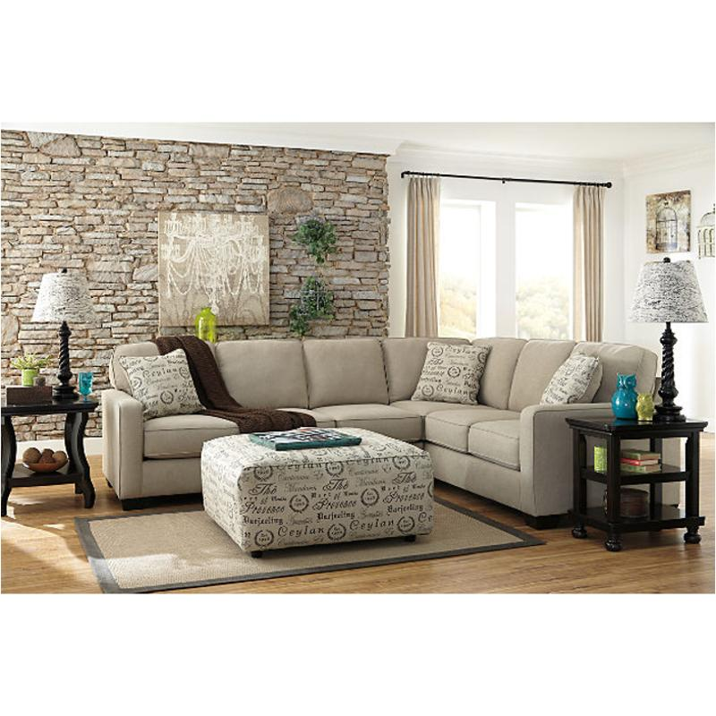 1660056 Ashley Furniture Alenya   Quartz Living Room Sectional