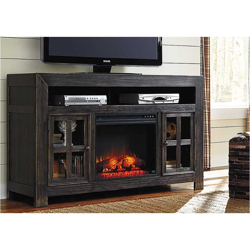 W73238 Ashley Furniture Lg Tv Stand With Fireplace Option