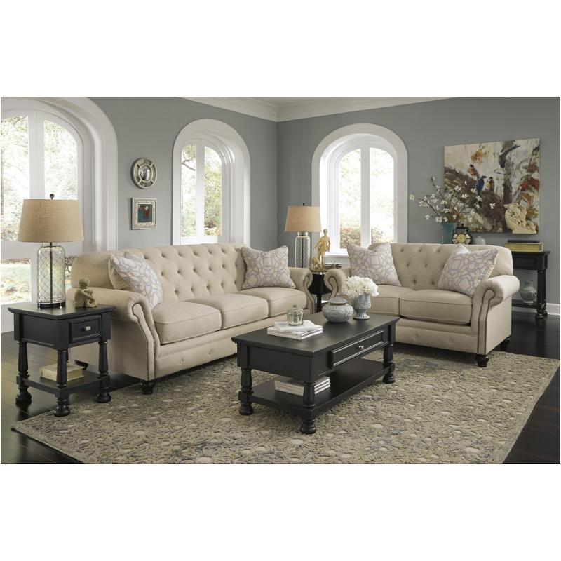 4400038 Ashley Furniture Kieran - Natural Sofa