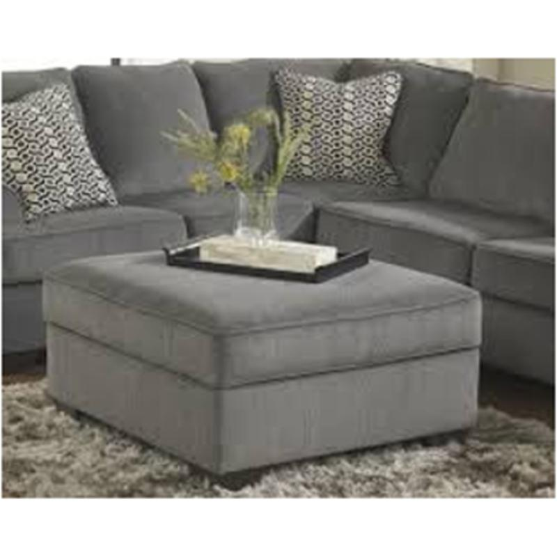 1270011 Ashley Furniture Loric Smoke Living Room Ottoman