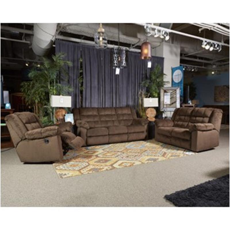 2610488 Ashley Furniture Mort Umber Living Room Sofa
