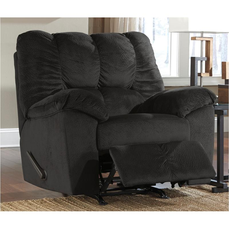 2660025 Ashley Furniture Julson Ebony Rocker Recliner