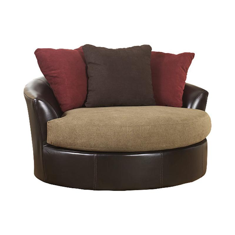 1050160 Ashley Furniture Kexlor Living Room Accent Chair: 2840021 Ashley Furniture Oversized Swivel Accent Chair