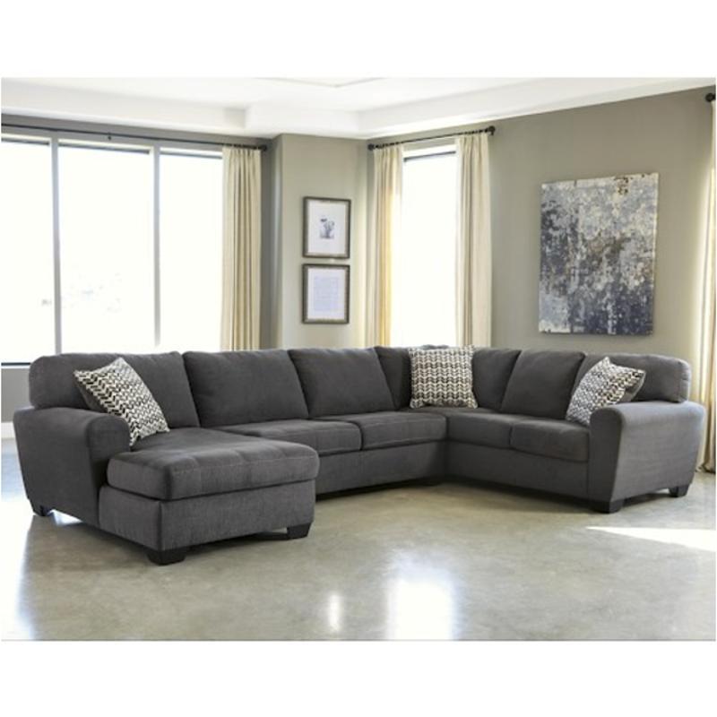 2860016 ashley furniture sorenton slate laf corner chaise for Ashley furniture laf corner chaise
