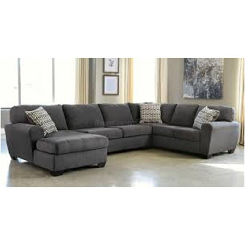 2860067 Ashley Furniture Sorenton Slate Living Room Raf Sofa