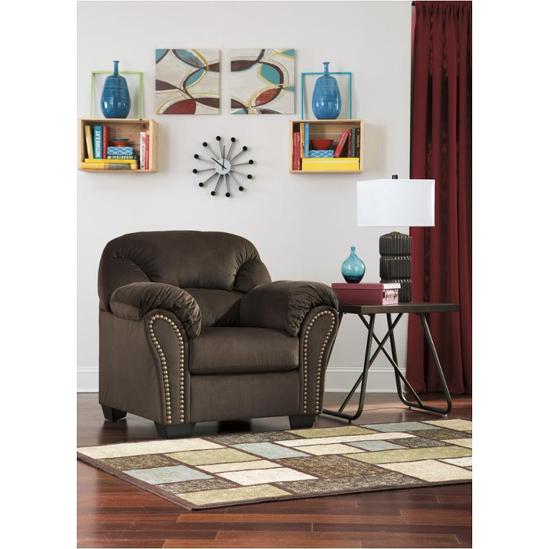 3340120 Ashley Furniture Kinlock   Chocolate Living Room Accent Chair