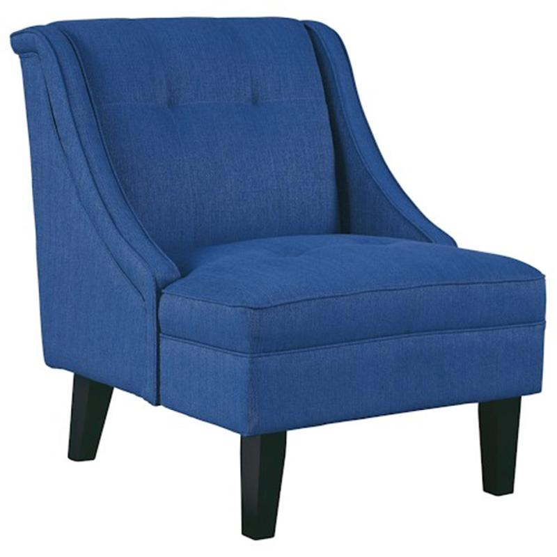 3623260 Ashley Furniture Clarinda - Blue Accent Chair