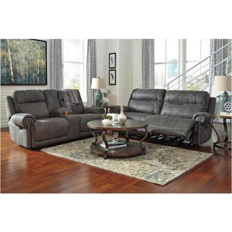 Ashley Wholesale Furniture: 3840147 Ashley Furniture 2 Seat Reclining Power Sofa