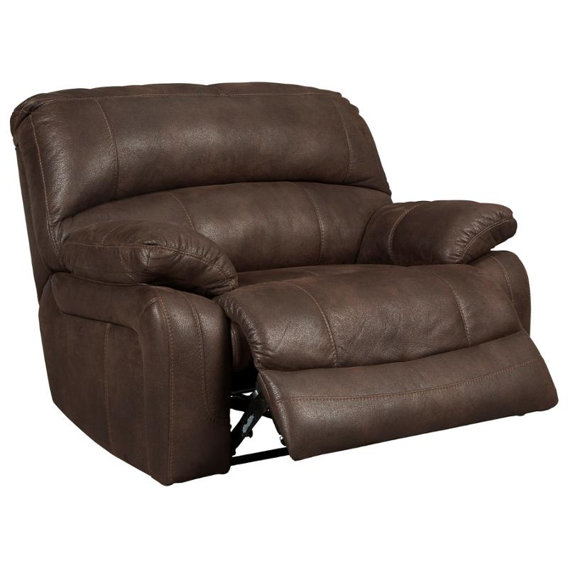 4290182 Ashley Furniture Wide Seat Power Recliner