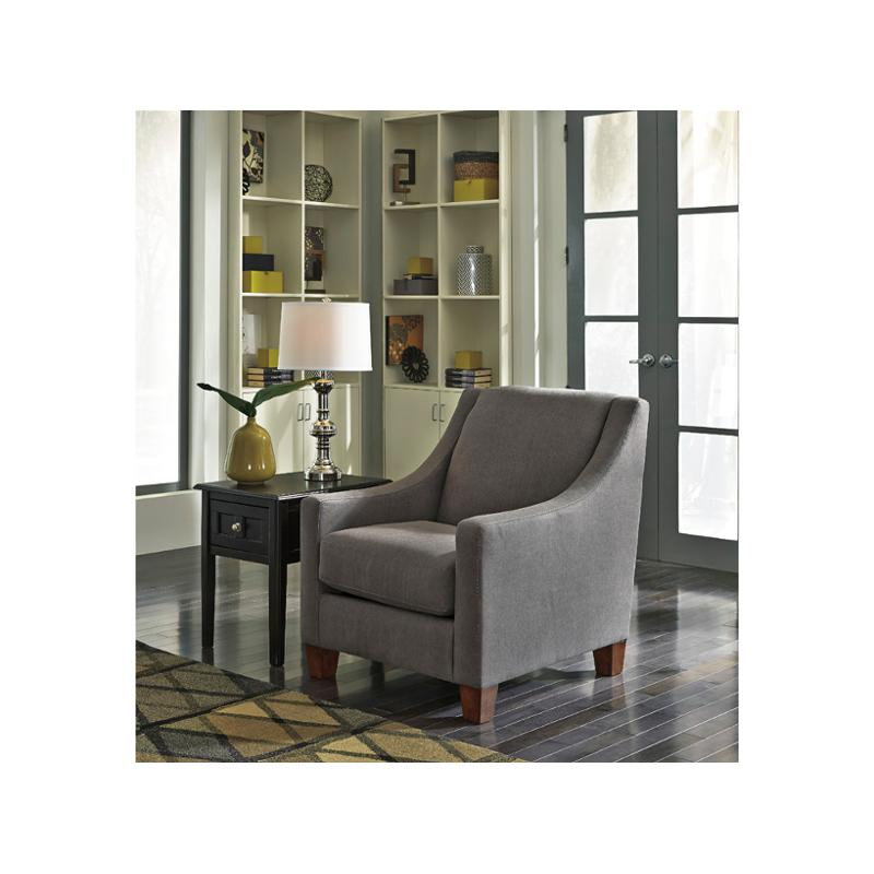 4520021 Ashley Furniture Maier Charcoal Accent Chair
