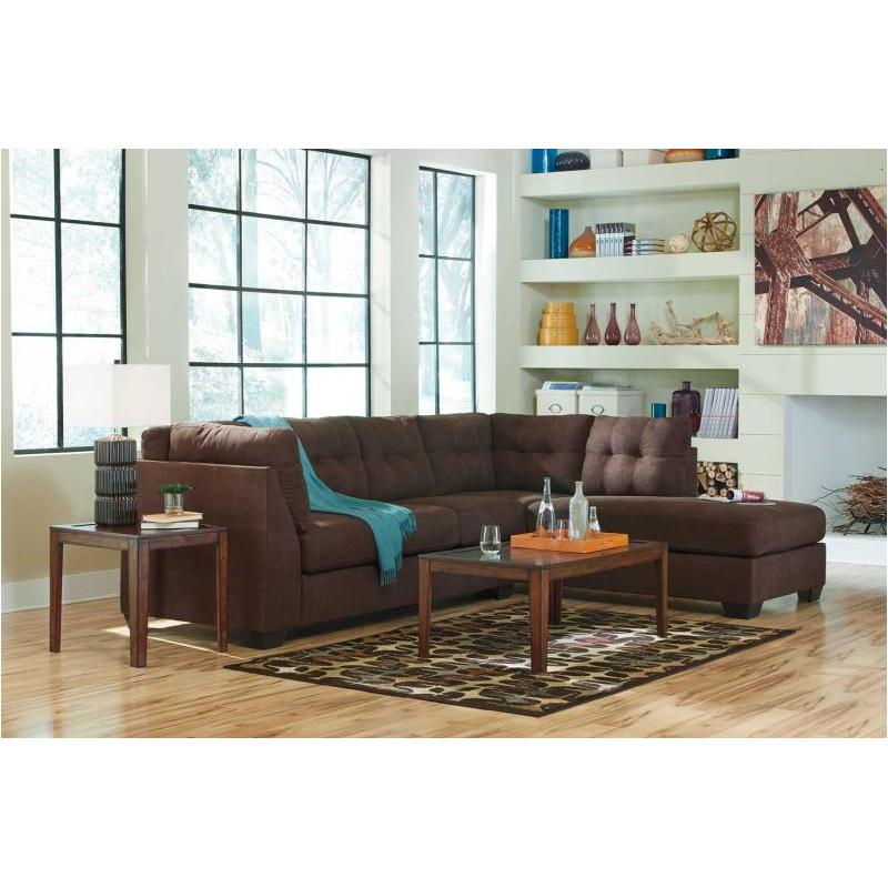 4520166 Ashley Furniture Maier Walnut Living Room Laf Sofa
