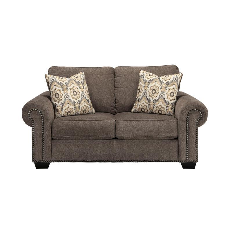 4560035 Ashley Furniture Emelen Alloy Living Room Loveseat