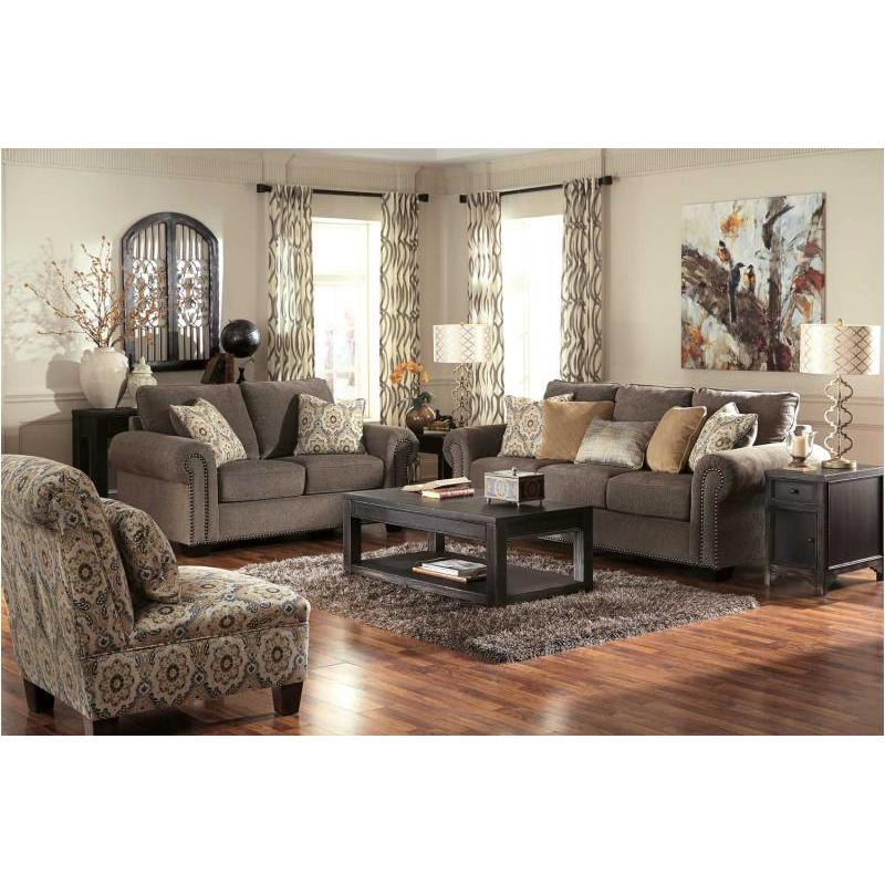 4560038 Ashley Furniture Emelen Alloy Living Room Sofa