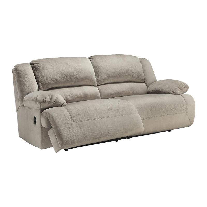 5670381 Ashley Furniture Toletta Granite 2 Seat Reclining Sofa
