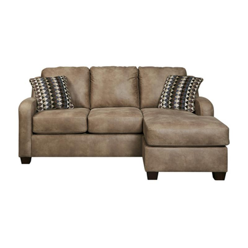 6000318 ashley furniture alturo dune living room sofa chaise for Ashley chaise lounge sofa
